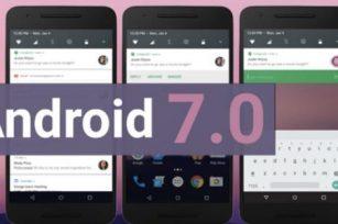 今晨三星S7&S7edge终于收到安卓7.0的推送更新了!