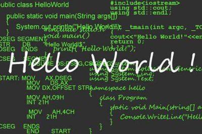 老而不死的三种编程语言